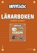 Upptäck Europa Geografi Lärarbok av Hippas Eriksson