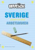 Upptäck Sverige Geografi Arbetsbok av Torsten Bengtsson