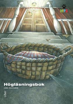 Vips Högläsningsbok av Lena Hultgren