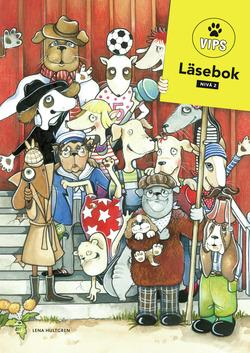 Vips Läsebok 2 av Lena Hultgren