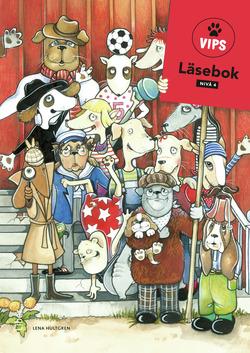 Vips Läsebok 4 av Lena Hultgren