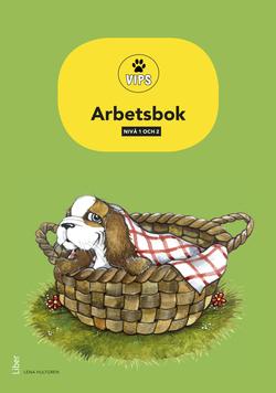 Vips Arbetsbok 1 av Lena Hultgren