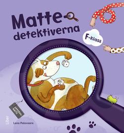 Mattedetektiverna Förskoleklassboken av Anna Kavén