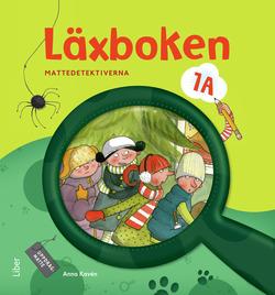Mattedetektiverna Läxboken 1A av Anna Kavén
