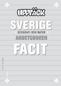 Upptäck Sverige Geografi Facit 5-pack av Torsten Bengtsson