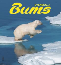 Bums Svenska år 5 Grundbok av Hippas Eriksson