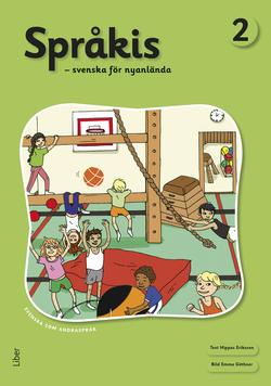 Språkis Svenska för nyanlända 2 av Hippas Eriksson