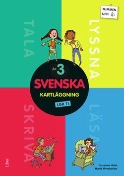 Tummen upp! Svenska kartläggning åk 3 av Anna Kjerstadius