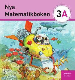 Nya Matematikboken 3 A Grundbok av Karin Andersson