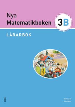 Nya Matematikboken 3 B Lärarbok av Karin Andersson
