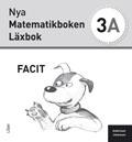 Nya Matematikboken 3 A Facit av Karin Andersson