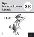 Nya Matematikboken 3 B Facit av Karin Andersson