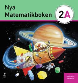 Nya Matematikboken 2 A Grundbok av Karin Andersson