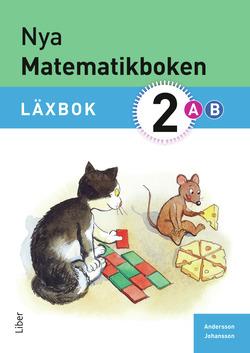 Nya Matematikboken 2 A+B Läxbok av Karin Andersson