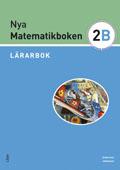 Nya Matematikboken 2 B Lärarbok av Karin Andersson