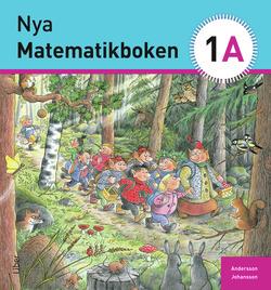 Nya Matematikboken 1 A Grundbok av Karin Andersson