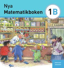 Nya Matematikboken 1 B Grundbok av Karin Andersson