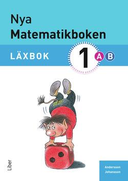 Nya Matematikboken 1 A+B Läxbok av Karin Andersson