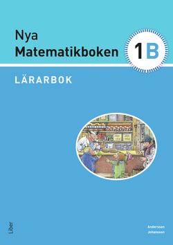 Nya Matematikboken 1 B Lärarbok av Karin Andersson