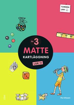Tummen upp! Matte åk 3 Kartläggning av Pia Eriksson