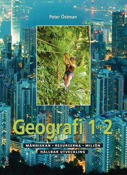Geografi 1 och 2 av Peter Östman