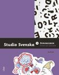 Studio Svenska 4 Övningsbok svenska som andraspråk av Boel Nygren