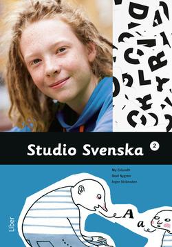 Studio Svenska 2 Grundbok av Boel Nygren
