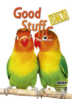Good Stuff Gold C Textbook av Andy Coombs