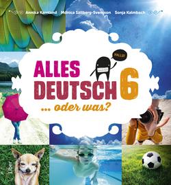 Alles Deutsch 6 Allt-i-ett-bok av Annika Karnland