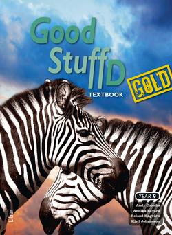 Good Stuff Gold D Textbook av Andy Coombs