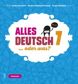 Alles Deutsch 7 Övningsbok - Tyska för grundskolan av Annika Karnland