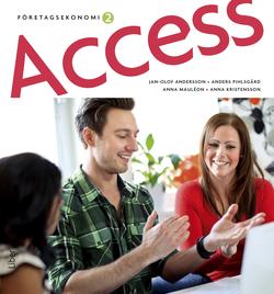 Access Företagsekonomi 2, Fakta av Jan-Olof Andersson