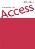 Access Företagsekonomi 2, Lösningar av Jan-Olof Andersson