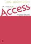 Access Företagsekonomi 2, Lärarhandledning med CD av Jan-Olof Andersson