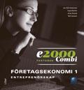 E2000 Combi Fek 1/Entreprenörskap Faktabok av Jan-Olof Andersson