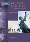 J2000 Privatjuridik och rättskunskap Lärarhandledning med cd av Jan-Olof Andersson