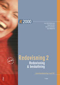 R2000 Redovisning 2/Redovisning och beskattning Lärarhandledning med cd av Jan-Olof Andersson