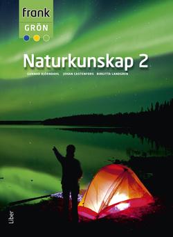 Frank Grön Naturkunskap 2 av Gunnar Björndahl