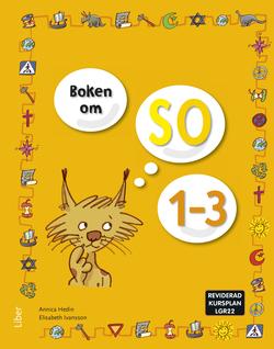 Boken om SO 1-3 Grundbok av Annica Hedin