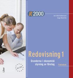 R2000 Redovisning 1 Faktabok av Jan-Olof Andersson