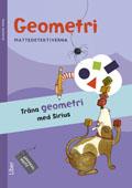 Mattedetektiverna Träna Geometri med Sirius 10-pack av Anna Kavén