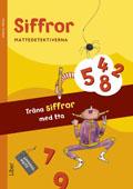Mattedetektiverna Träna Siffror med Eta 10-pack av Anna Kavén