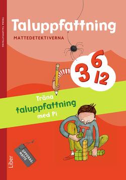 Mattedetektiverna Träna Taluppfattning med Pi 10-pack av Anna Kavén