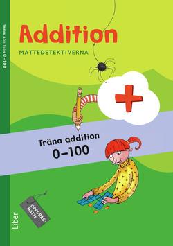 Mattedetektiverna Träna Addition 0-100 10-pack av Anna Kavén
