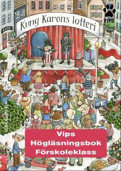 Vips Högläsningsbok förskoleklass av Lena Hultgren
