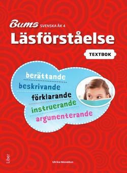 Bums Läsförståelse åk 4 texter av Hippas Eriksson