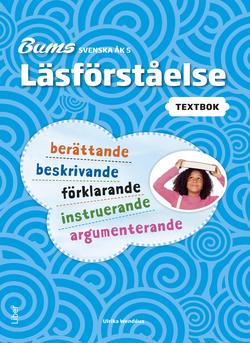 Bums Läsförståelse åk 5 texter av Hippas Eriksson