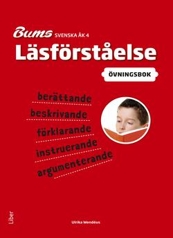 Bums Läsförståelse åk 4 övningar av Hippas Eriksson