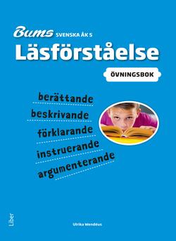 Bums Läsförståelse åk 5 övningar av Hippas Eriksson