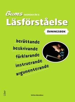 Bums Läsförståelse åk 6 övningar av Hippas Eriksson